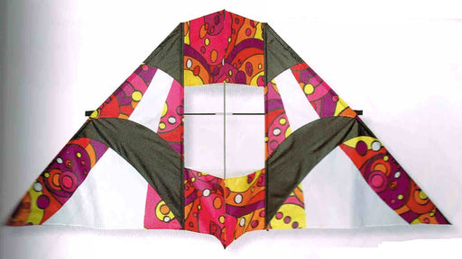 WARM ORBIT 8.5' BOX DELTA KITE