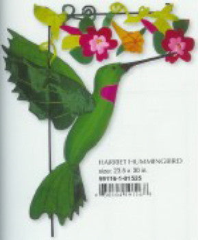 HARRIET HUMMINGBIRD GARDEN CHARM