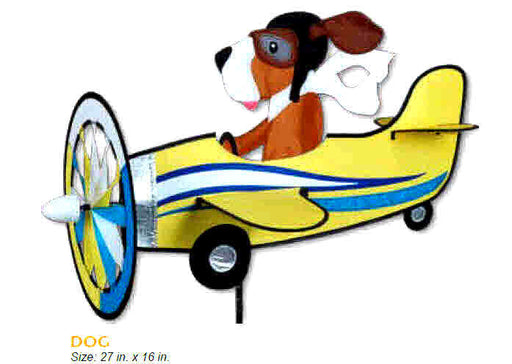 DOG PILOT PALS 27'' SPINNER