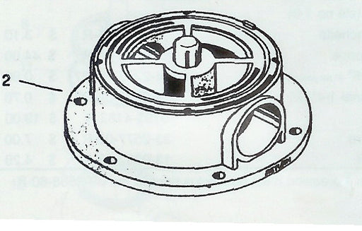 FILTER PORT BODY 39069640 JACUZZI