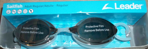 SAILFISH GOGGLES ADULT CLEAR / CLEAR LEADER