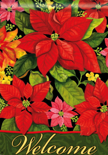 POINSETTIA WELCOME