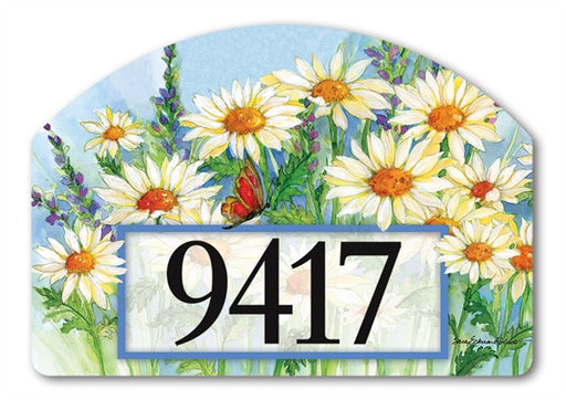 SHASTA DAISIES MAGNETIC ADDRESS
