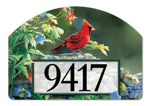CARDINAL PERCH MAGNETIC ADDRESS