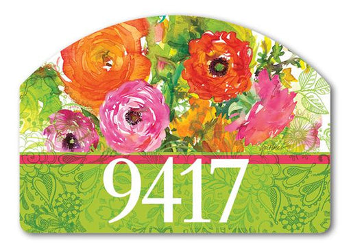 SUMMER BLOSSOMS MAGNETIC ADDRESS
