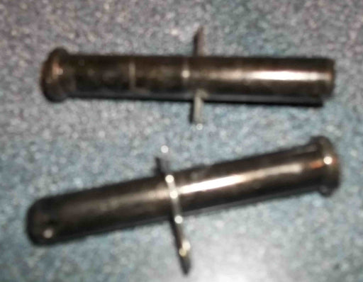 NAPOLEON BBQ SHORT AXLES (2) WITH PINS