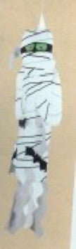 MUMMY MAN HALLOWEEN WINDSOCK
