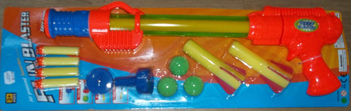 FUN BLASTER 4 IN 1 WATER GUN