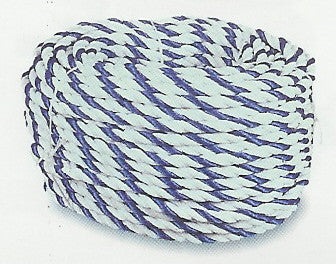 BLUE & WHITE CABLE