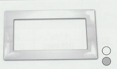 WIDE MOUTH SKIMMER SNAP-ON FACE PLATE COVER 735020