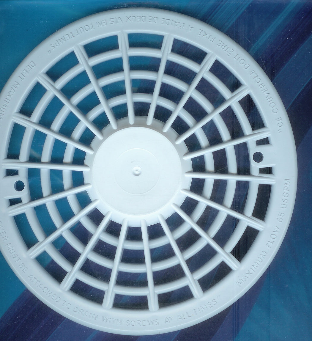 MAIN DRAIN COVER WATERPIK / OLYMPIC