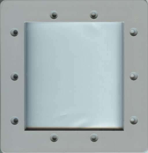 SKIMMER FACE PLATE GREY OLYMPIC