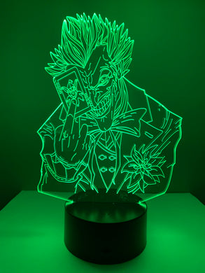 Lampe 3D DEL Joker (Batman)