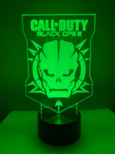 Lampe 3D DEL Call Of Duty