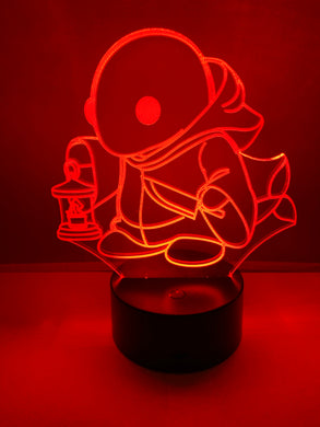 Lampe 3D DEL Final Fantasy Tonberry