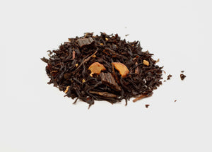 Loose French Vanilla Black Tea | Holland & Holland Teas