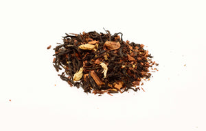 Loose Ginger Peach Black Tea | Holland & Holland Teas
