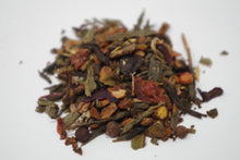 Loose Strawberry Sassafras White Tea | Holland & Holland Teas