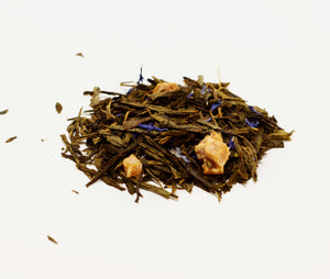 Loose Decaf Tropical Green Tea | Holland & Holland Teas