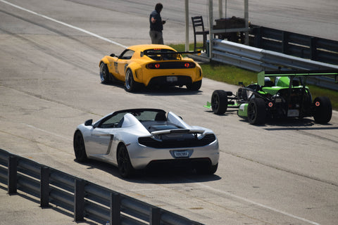 Chicago Car Shows and Track Events UCT