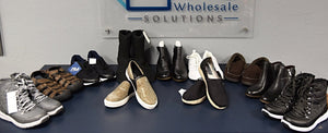 A-Grade Footwear Lot - 25pcs - Brands Included - Style & Co., Kensie, Sketchers, Bobs, Kirkland, Adidas & More!