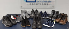 C-Grade Footwear Lot - 25pcs - Brands Included - Khombu, Ralph Lauren, Weatherproof, I.N.C, Puma, Fila & More!
