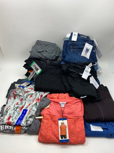 42 Pcs New - One of a kind Premium Brands Lot, Calvin Klein, DKNY, Lucky