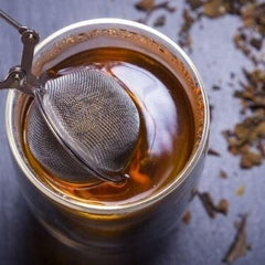 Different types of tea infusers