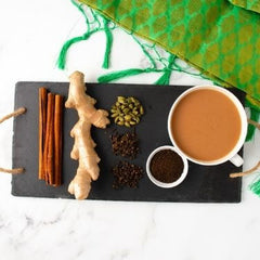 What is masala tea made out of?