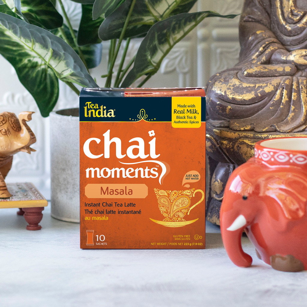 Chai Moments - Masala Instant Chai Tea Latte