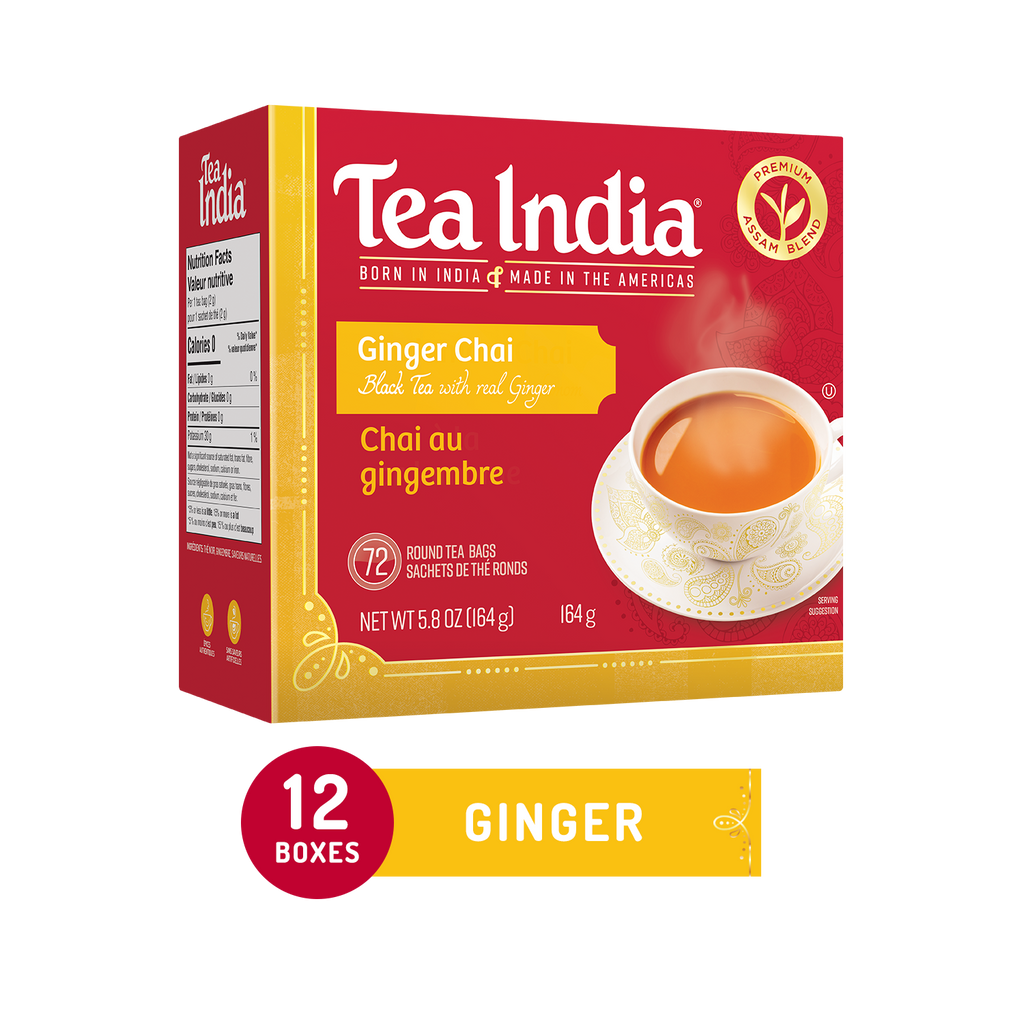 Tea Bags - Ginger Chai