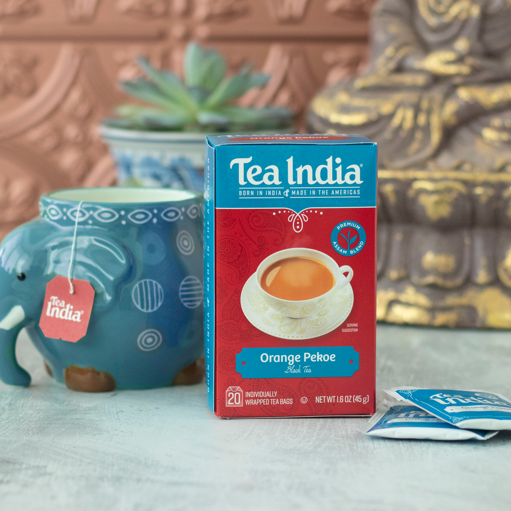 Tea India Orange Pekoe 20ct