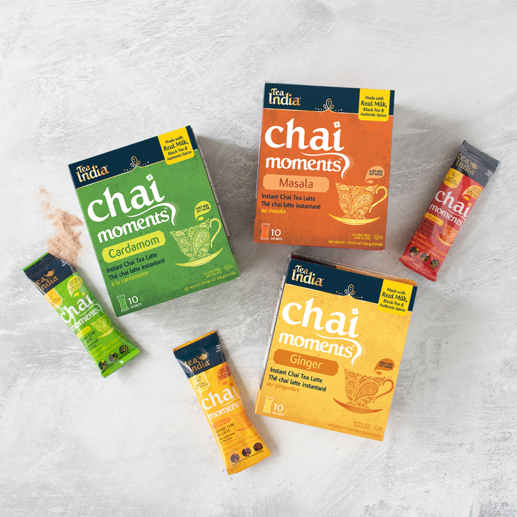 Instant Chai Latte Variety Pack - 3 Pack
