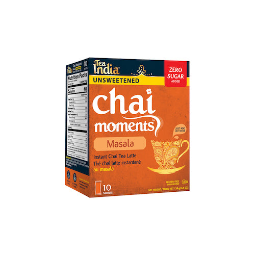 Unsweetened Chai Mix - Instant Latte