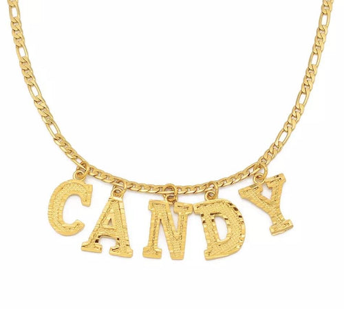 Candy Babe Custom Necklace