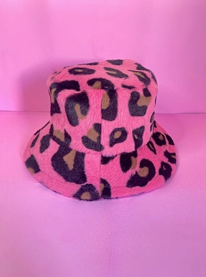 Cheetah Fur Vibes Bucket Hat