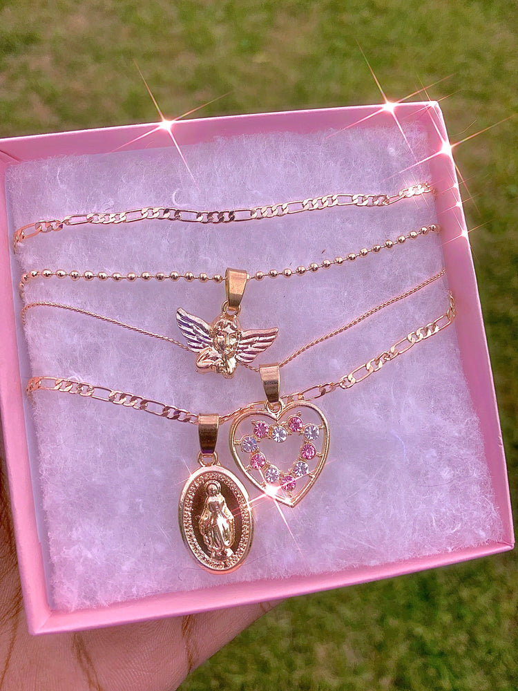 Cherub Heart Love Set 💕