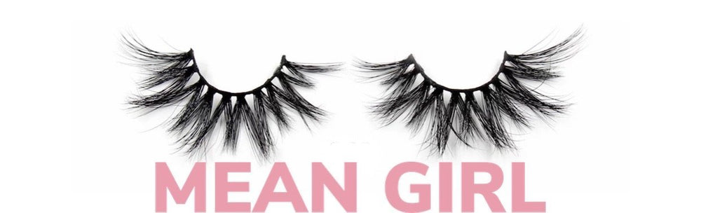 GLOW LASHES| Mink 5D 25MM Mean Girl - Glo Babe