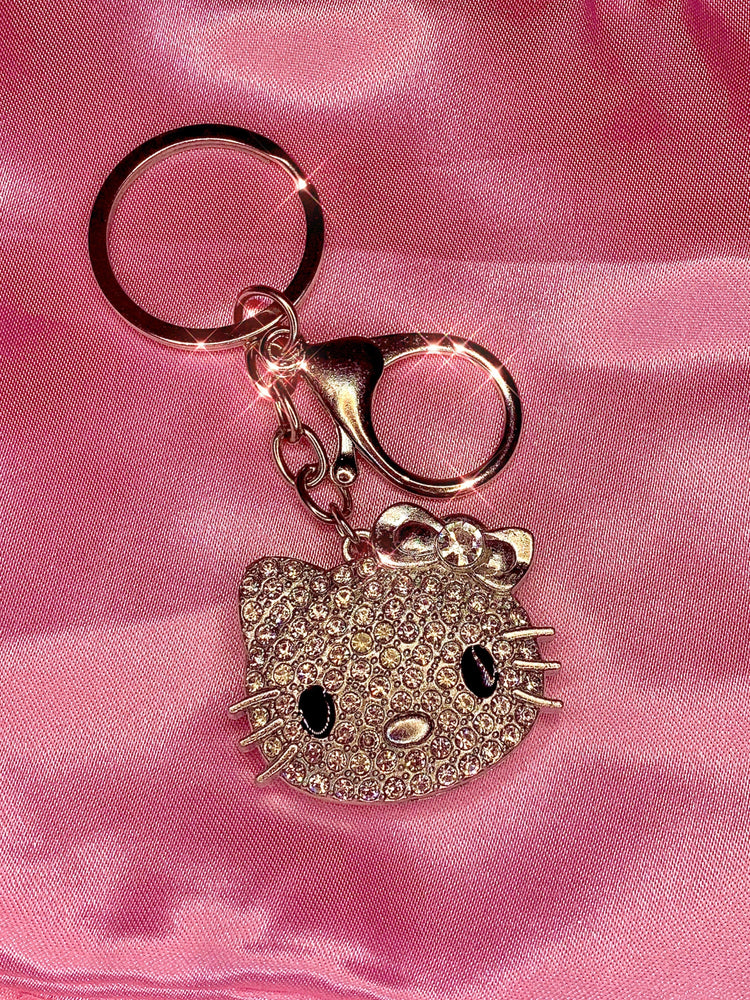 Load image into Gallery viewer, Hello Kitty Bling Keychain ✨