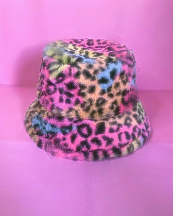 Lisa Frxank Color Pop Bucket Hat