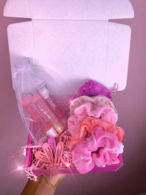 Load image into Gallery viewer, Girly Girl Gift Set Color Bundle - Glo Babe