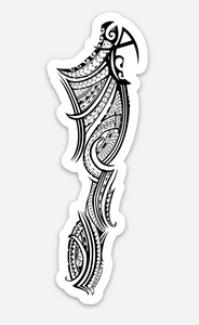 Tribal Sticker