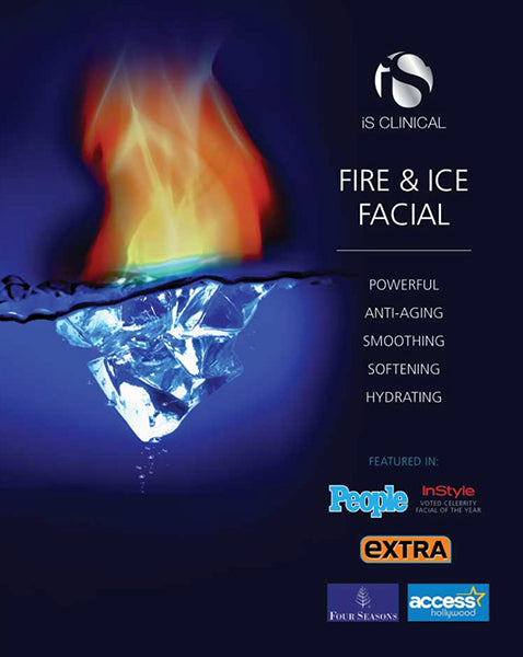 iS Clinical Fire and Ice Facial for Wedding Ready Skin