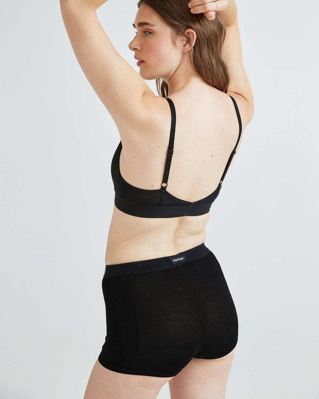 Women's Classic Bralette | Richer Poorer