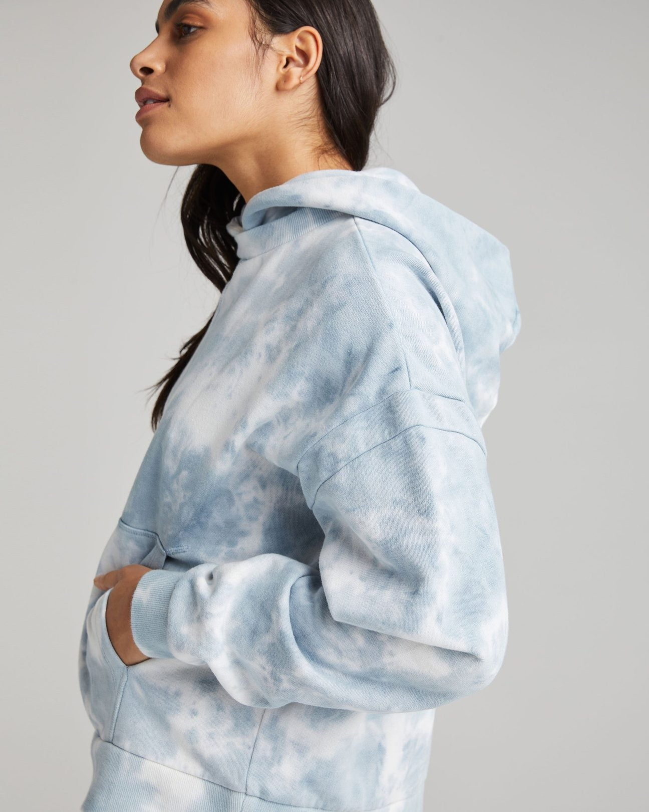 Women's Recycled Fleece Hoodie | Richer Poorer