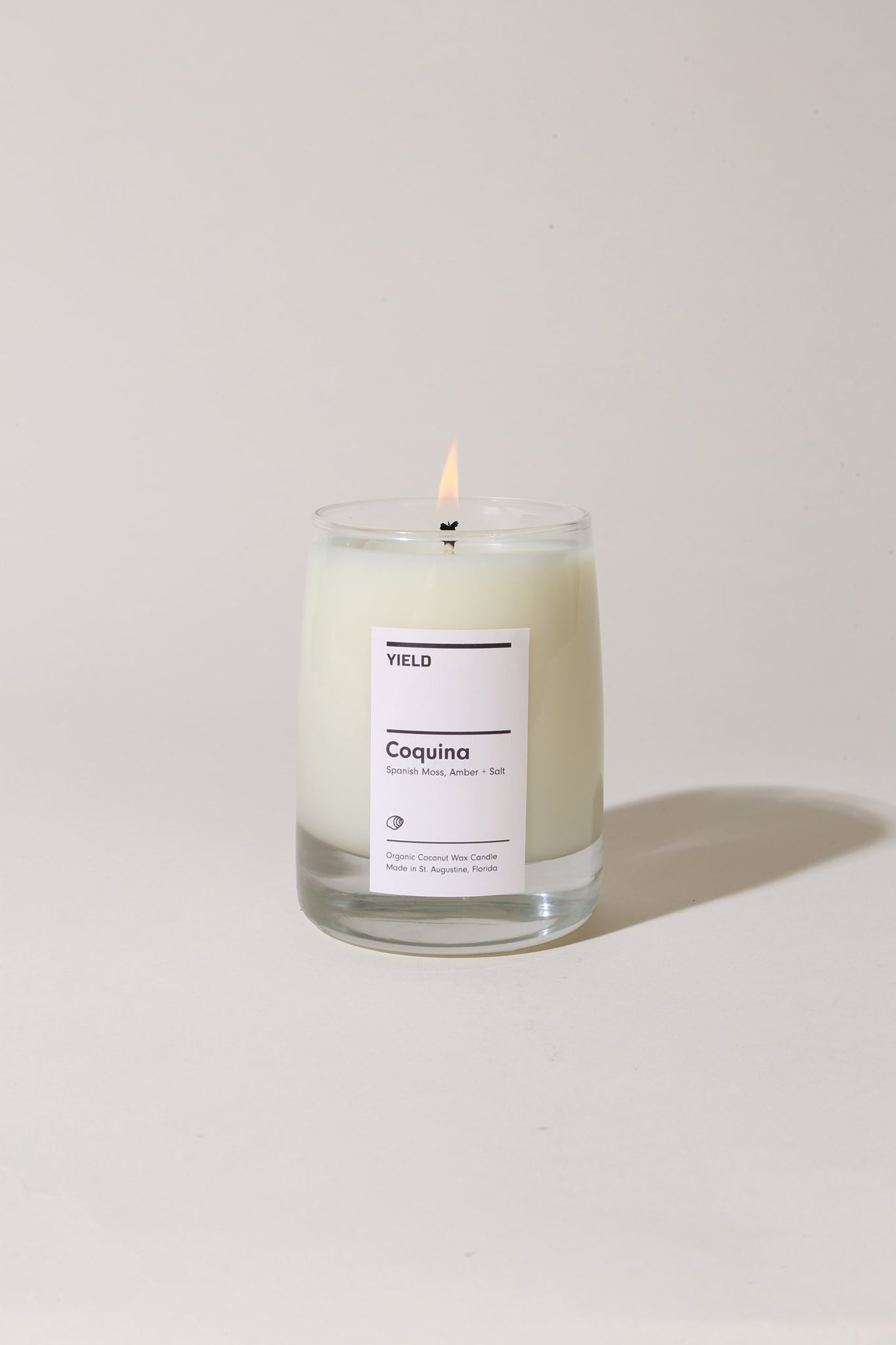 Coquina Candle | YIELD Design