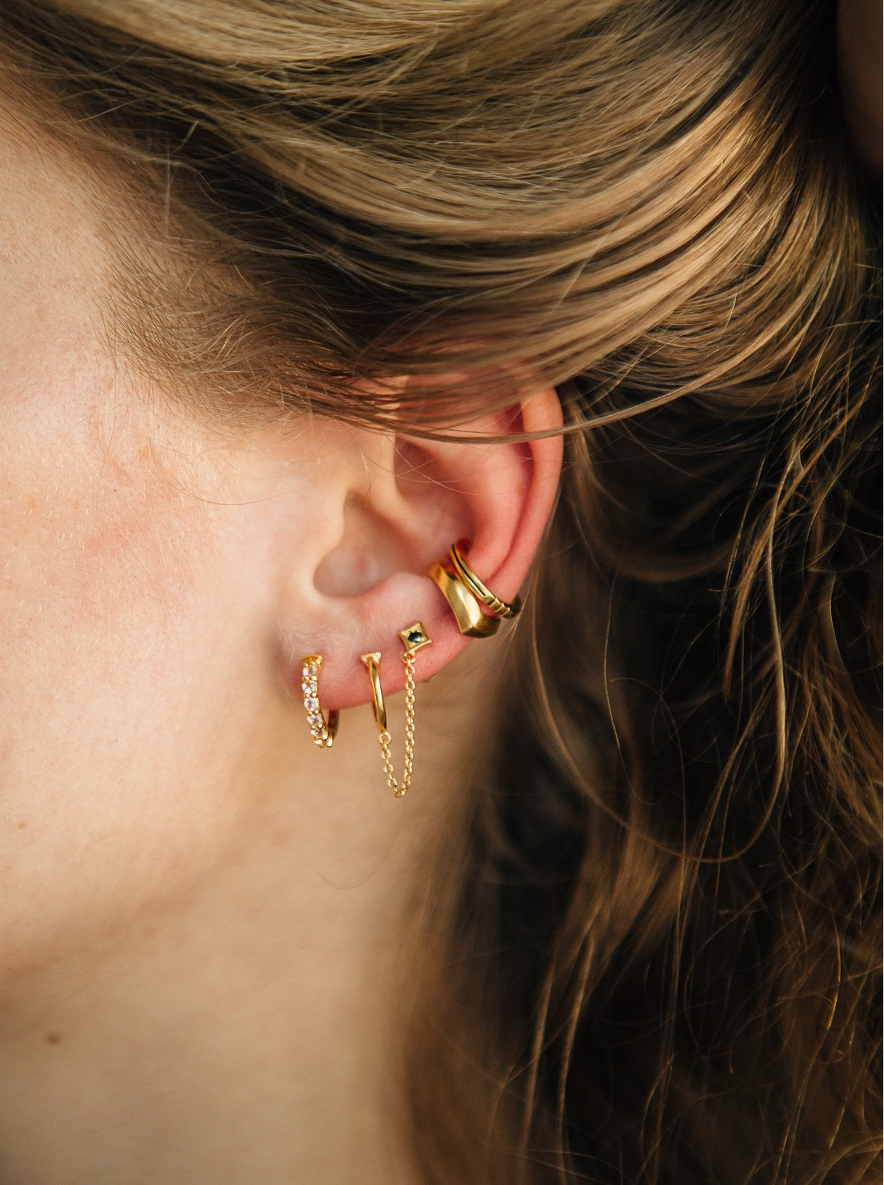 Thelma & Louise Hoop Earring | Sierra Winter