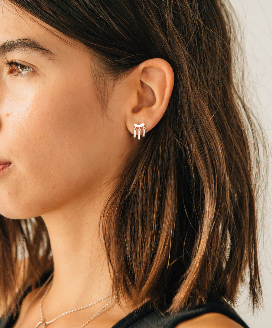Day Dreamer Earring | Sterling Silver | Sierra Winter Jewelry