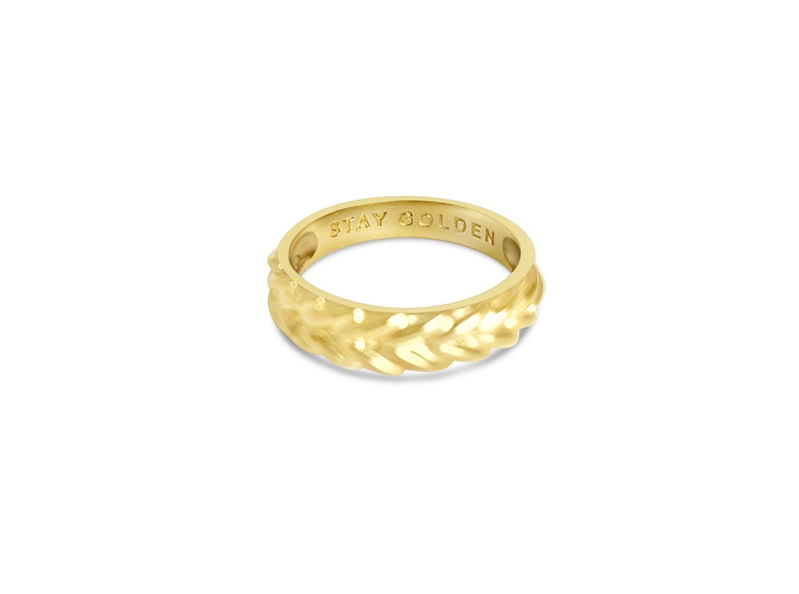 Stay Golden Ring | Sierra Winter