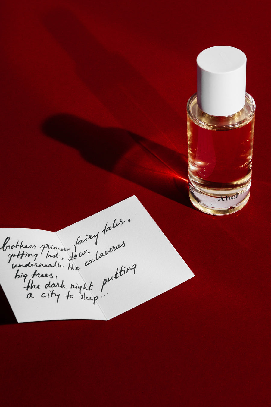 Red Santal | Abel eau de parfum